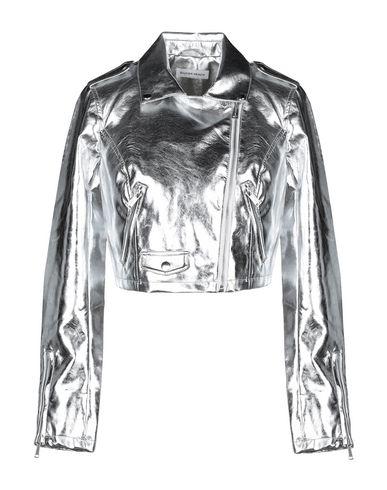 Silvian Heach Biker Jacket - Women Silvian Heach Biker Jackets online on YOOX United States - 41844424SD