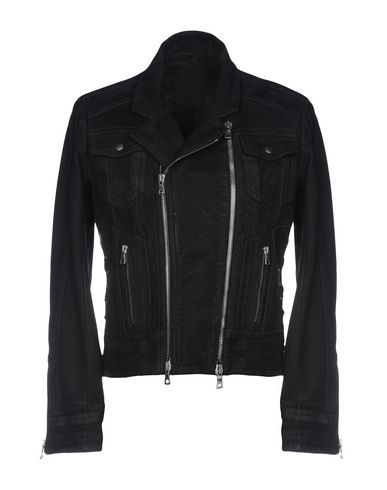 d976f402 Balmain Biker Jacket - Men Balmain Biker Jackets online on YOOX ...
