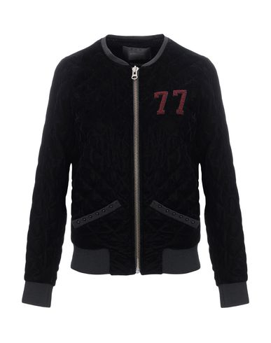 MAISON SCOTCH Bomber in Black