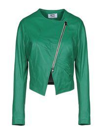 BETTA CORRADI - Кожаная куртка