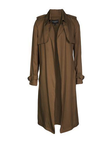 WALTER BAKER Full-Length Jacket in Dark Green