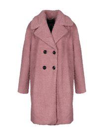 Manteaux femme en ligne   manteaux élégants, longs et courts   YOOX 35a735a18e8