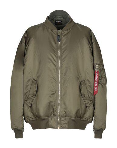 buy online 71123 cbd80 VETEMENTS x ALPHA INDUSTRIES, INC. Bomber - Coats & Jackets | YOOX.COM