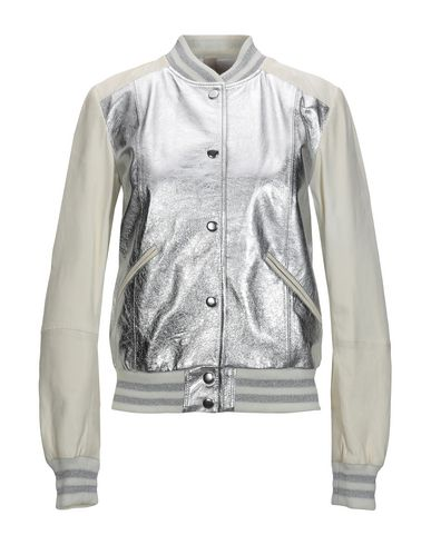 UNFLEUR Bomber in Silver