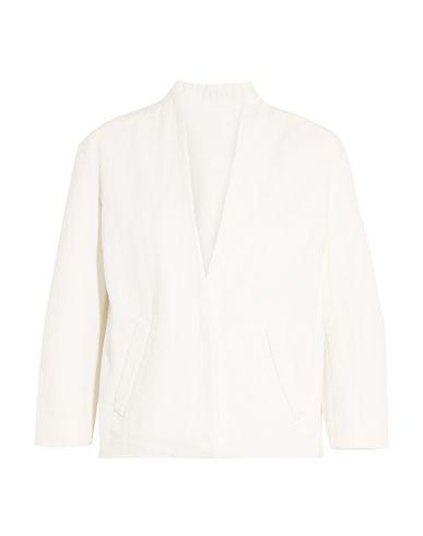 KÉJI Denim Jacket in Ivory