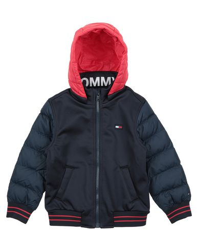 search for genuine newest selection clear-cut texture TOMMY HILFIGER Bomber - Coats and Jackets | YOOX.COM