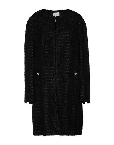 EDWARD ACHOUR Coat in Black