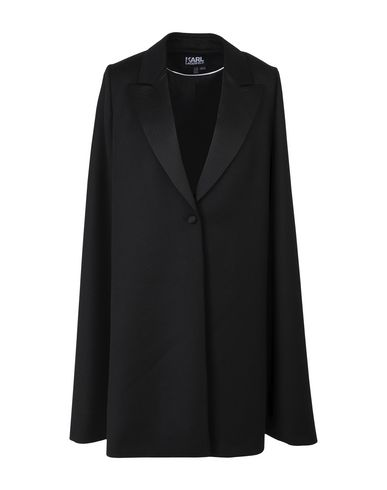 Karl Lagerfeld Cape   Coats & Jackets by Karl Lagerfeld