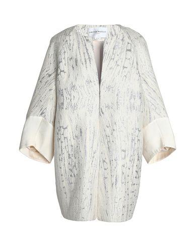 AMANDA WAKELEY Coat in Ivory