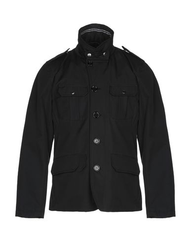 MUSEUM Jackets in Black