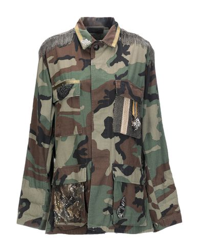 L'EDITION Jacket in Military Green