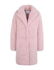 YOOX Pellicce pellicce sintetiche ecologiche moda online rXZ67xX