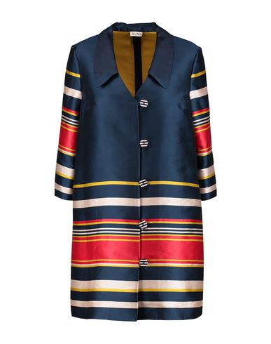 SUNO Full-Length Jacket in Blue