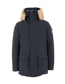 Vestes homme  Doudounes, cuir et vestes ajustées   YOOX 9309e5c12f4