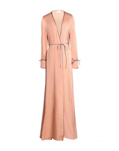 VIONNET Full-Length Jacket in Apricot