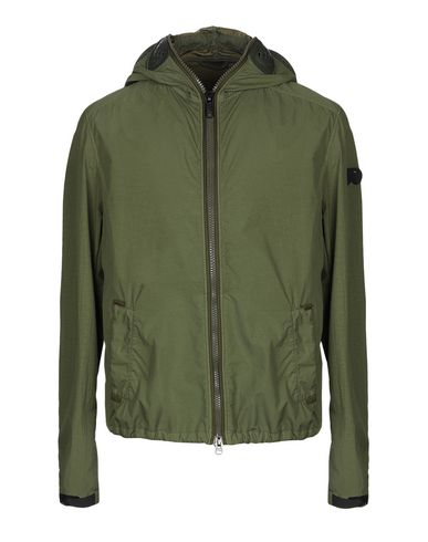 AI RIDERS ON THE STORM Jacket in Military Green