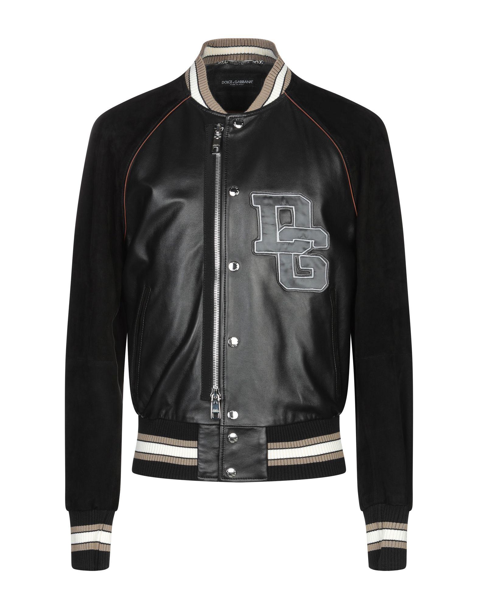 dd9dcd38e Dolce & Gabbana Men - Dolce & Gabbana Coats & Jackets - YOOX United ...