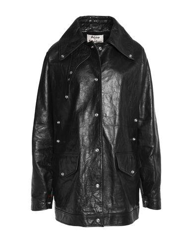 ACNE STUDIOS - Leather jacket