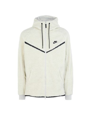 92b6112b2444 Nike Hoodie Tech Icon Sherpa - Jacket - Men Nike Jackets online on ...