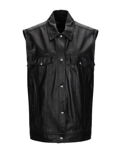 VAR/CITY Leather Jacket in Black