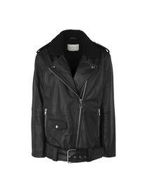 DEADWOOD - Кожаная куртка