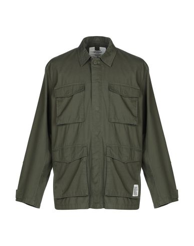 CHEAP MONDAY Jacket in Military Green