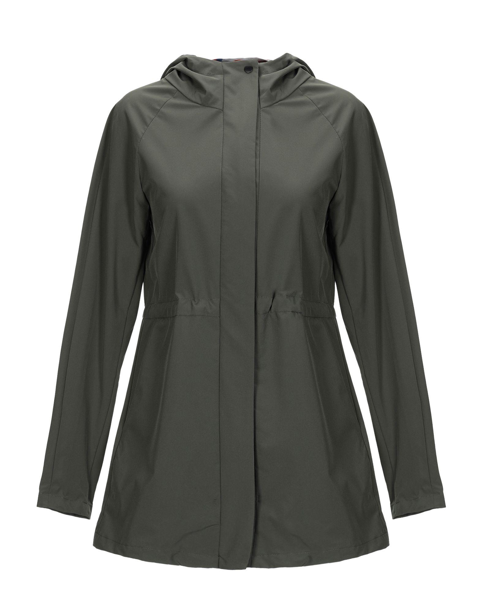 Yuko Coats   Jackets - Yuko Women - YOOX United States 20ea6ec02d3
