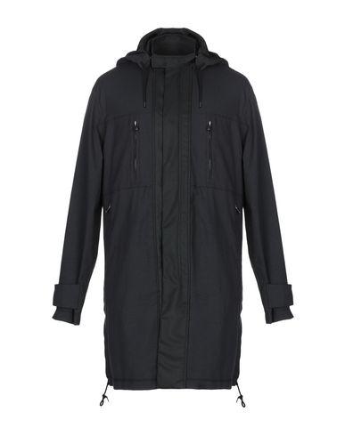 COVERT Full-Length Jacket in Black