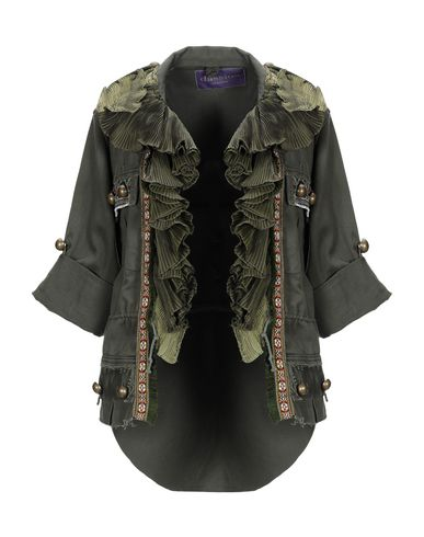 DASSIOS Jacket in Military Green