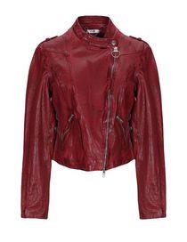 BOMBOOGIE - Кожаная куртка