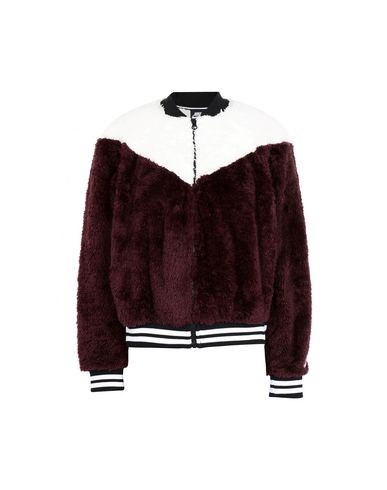 0da1de4bf914 Nike Jacket Bomber Wolf - Faux Fur - Women Nike Faux Fur online on ...