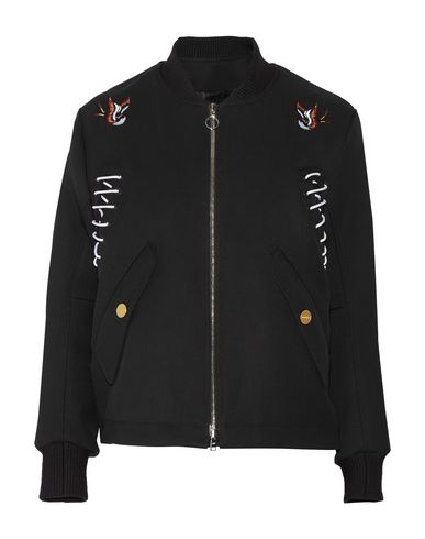 TIM COPPENS Jacket in Black