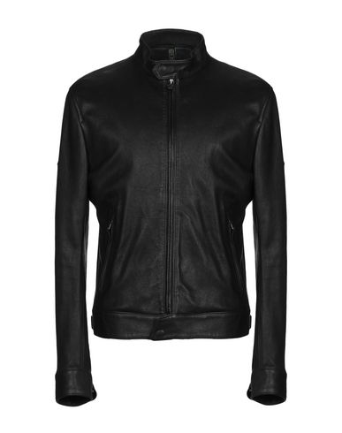 MATCHLESS Leather Jacket in Black