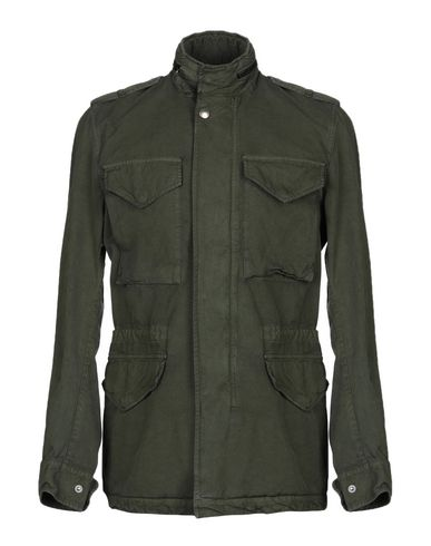 MATCHLESS Jacket in Military Green