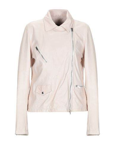 WLG BY GIORGIO BRATO Biker Jacket in Light Pink