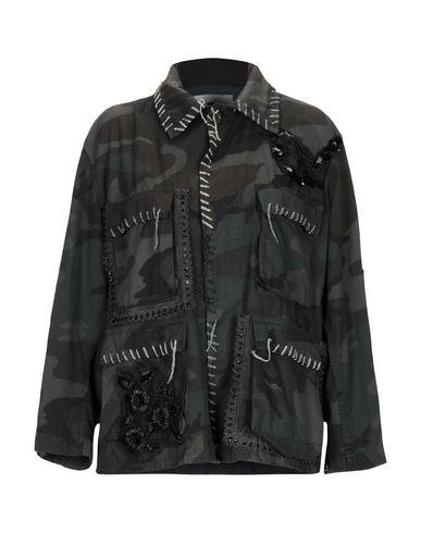 5 PROGRESS Jacket in Military Green