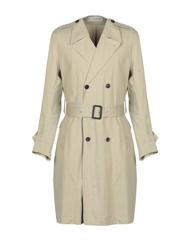 COVERT Double Breasted Pea Coat in Beige