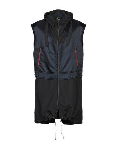 VAR/CITY Full-Length Jacket in Dark Blue