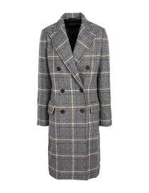 Manteaux femme en ligne   manteaux élégants, longs et courts   YOOX 405ad6a949ad