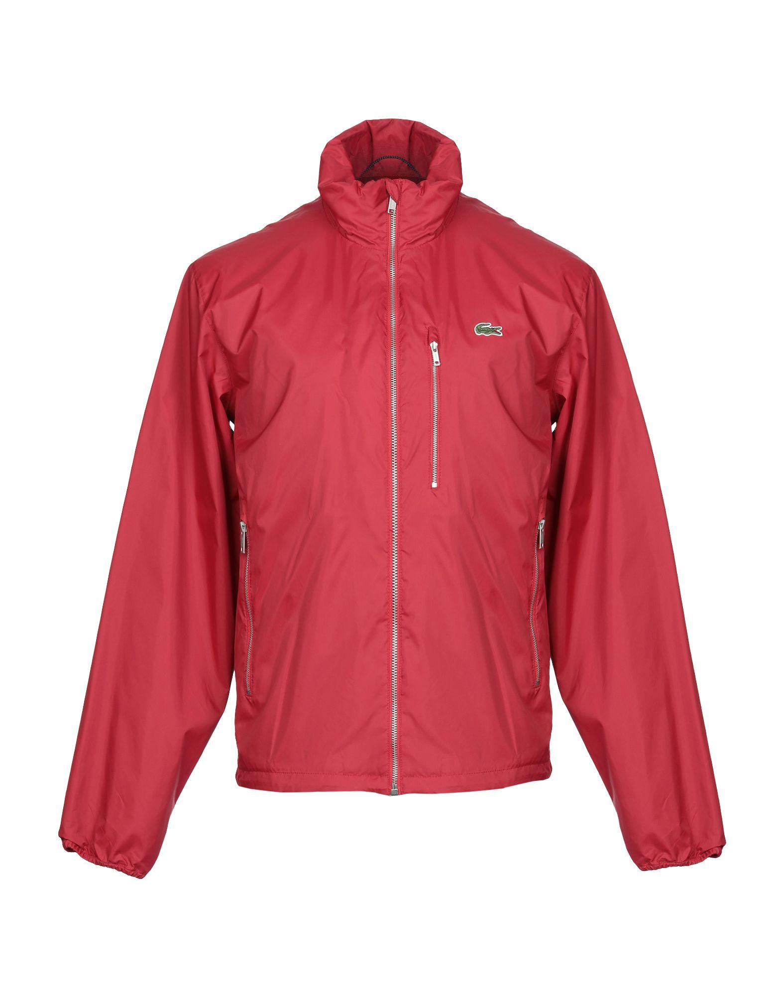dcbdec5e8 LACOSTE Jacket - Coats & Jackets   YOOX.COM