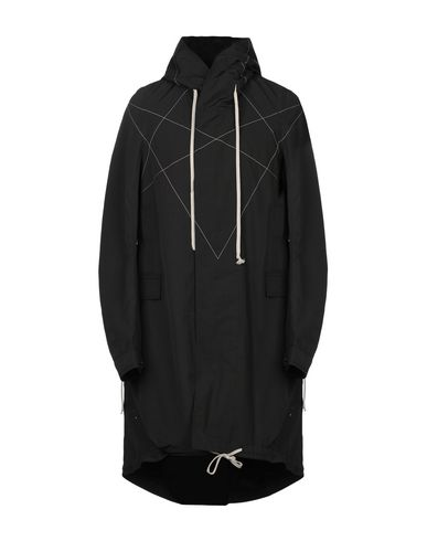 b5e0064835bd Drkshdw By Rick Owens Full-Length Jacket - Men Drkshdw By Rick Owens ...