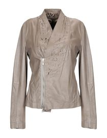 VESTON DU PAYS - Кожаная куртка