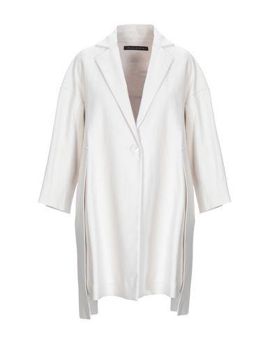 MALLONI Full-Length Jacket in White