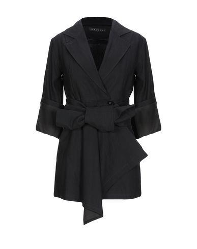 MALLONI Full-Length Jacket in Black