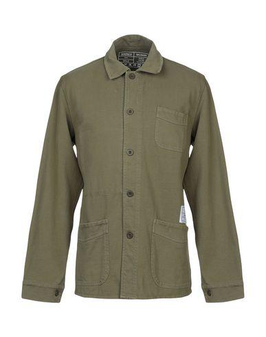 SEMPACH Overcoats in Military Green