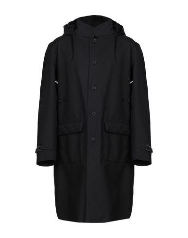 NORWEGIAN RAIN Full-Length Jacket in Dark Blue