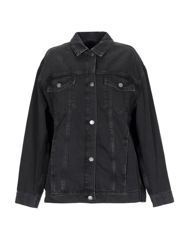 CHEAP MONDAY Denim Jacket in Black