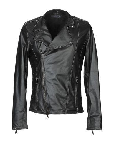 DACUTE Biker Jacket in Black
