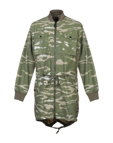 MAHARISHI - Full-length jacket
