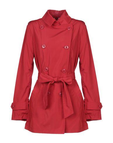 GEOSPIRIT Overcoats in Red